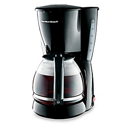 Hamilton Beach® Black Switch 12-Cup Coffee Maker