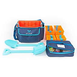 Beachmate 8-Piece Beach Organizer and Toy Bag