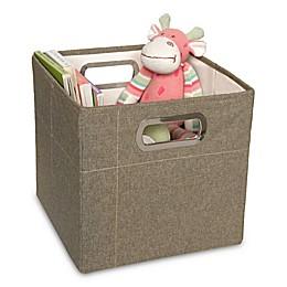 JJ Cole® 11-Inch Storage Box in Greige