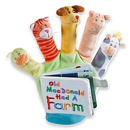 Old MacDonald: A Hand-Puppet Board Book