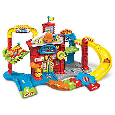 VTech® Go! Go! Smart Wheels® Save the Day Fire Station