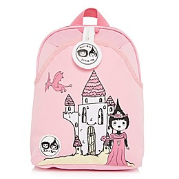 Babymel™ Zip & Zoe Castle Zoe Mini Backpack in Pink
