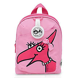 Babymel™ Zip & Zoe Dino Daisy Face Mini Backpack in Pink