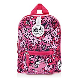 Babymel™ Zip & Zoe Floral Mini Backpack in Pink