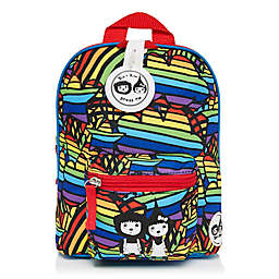 Babymel™ Zip & Zoe Rainbow Mini Backpack