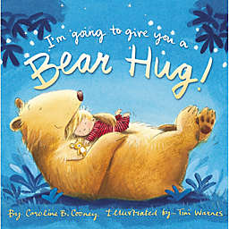 """""""I'm Going to Give You a Bear Hug!"""" Book by Caroline B. Cooney"""
