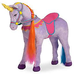 "Rockin' Rider ""Sprinkles"" Stable Unicorn in Pink"