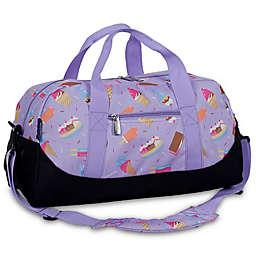 Olive Kids Sweet Dreams Overnighter Duffle Bag in Purple