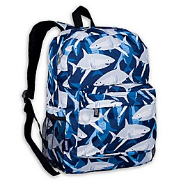 Wildkin Sharks Crackerjack Backpack
