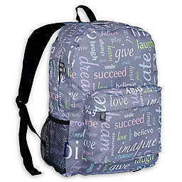 Wildkin Inspiration Crackerjack Backpack in Pink