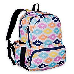 Wildkin Aztec Megapak Backpack in Pink