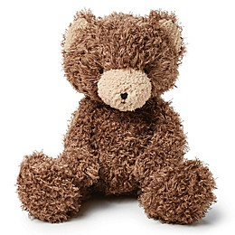 Bunnies By The Bay™ Cubby Bear Plush in Brown