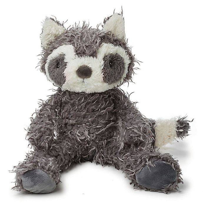 Bunnies By The Bay™ Roxy Raccoon Plush in Grey | buybuy BABY