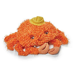 Bunnies By The Bay™ Crab Cake Plush in Orange