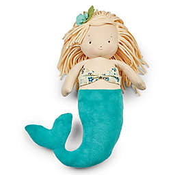Bunnies By The Bay™ El-Sea Mermaid Doll in Aqua