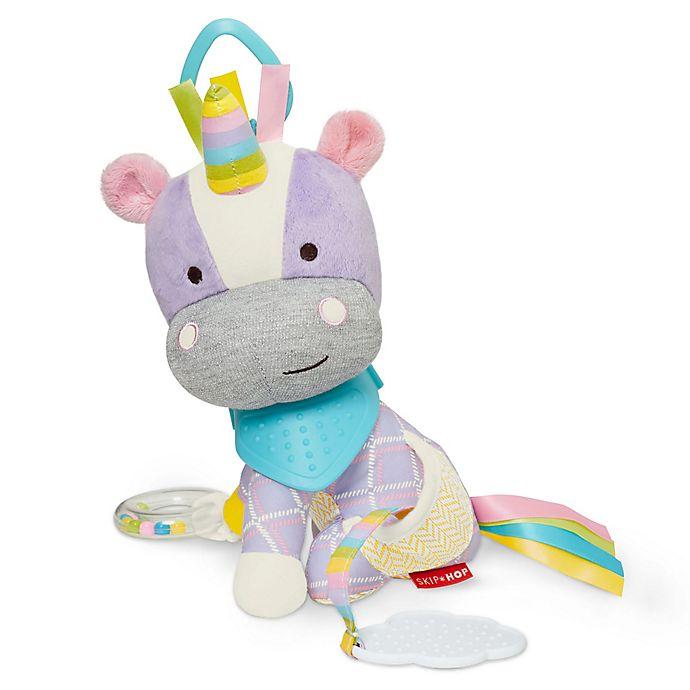 Alternate image 1 for SKIP*HOP® Bandana Buddies Unicorn Activity Toy
