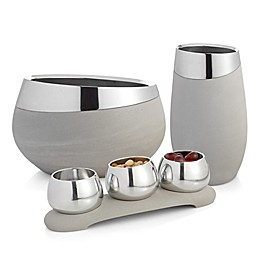 Nambe Forte Serveware Collection