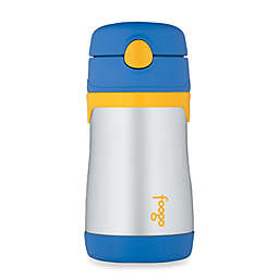 Thermos® Foogo® Phases™ 10-Ounce Straw Bottle BPA Free in Blue