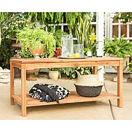 Forest Gate Eagleton Acacia Outdoor Coffee Table