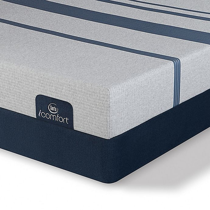 Alternate image 1 for Serta® iComfort® Blue 100 Gentle Firm King Mattress Set
