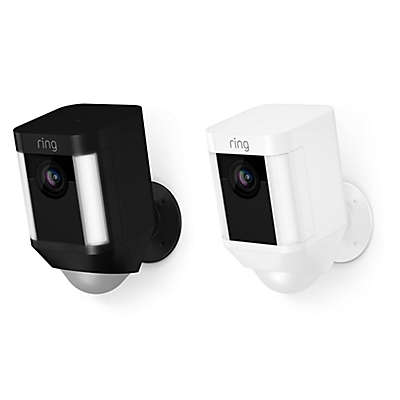 Ring® Spotlight Battery Operated Security Camera