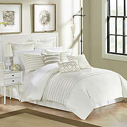 Chic Home Cranston 9-Piece King Comforter Set in Beige