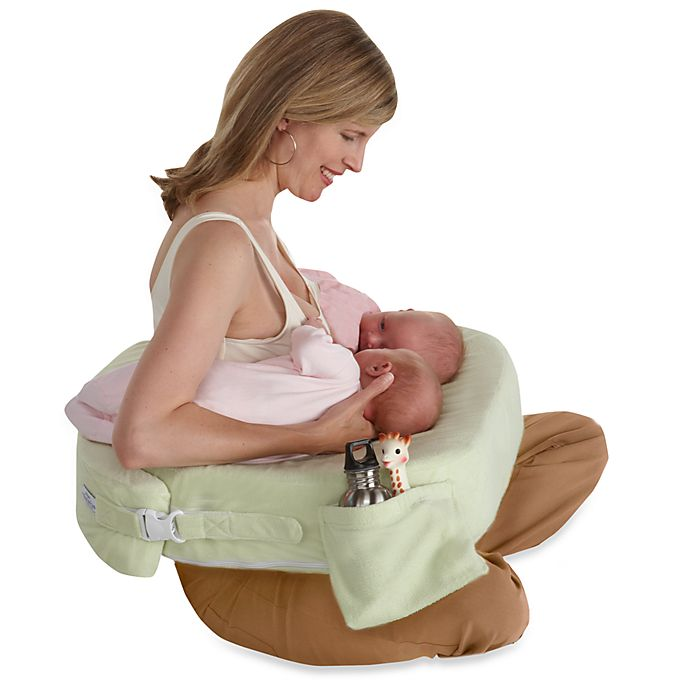 Alternate image 1 for My Brest Friend® Twin Nursing Pillow