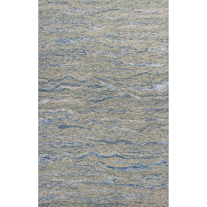 Alternate image 1 for KAS Serenity Breeze Area Rug  in Ocean