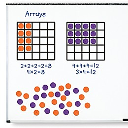 Learning Resources® 53-Piece Giant Magnetic Array Set