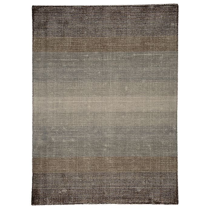 Bed Bath And Beyond Area Rugs Roselawnlutheran Earth Tone: Ren-Wil Surface Waves Area Rug In Brown/Grey