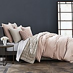 Wamsutta® Vintage Cotton Cashmere King Duvet Cover in Rose