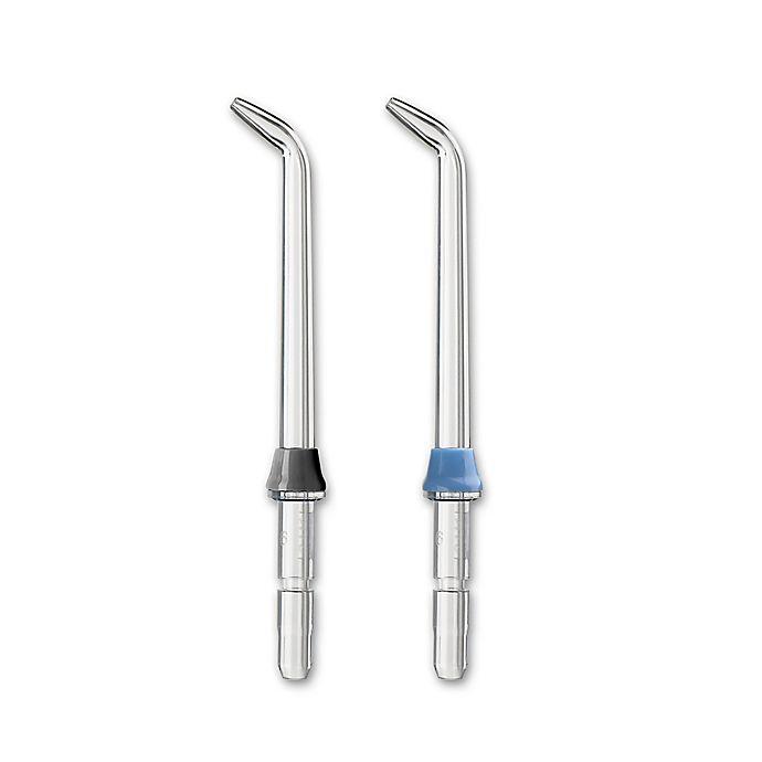 Alternate image 1 for Waterpik® WP-450 Ultra Cordless Dental Water Jet Replacement Tip (2-Pack)