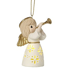Precious Moments® Make Music from the Heart Christmas Ornament