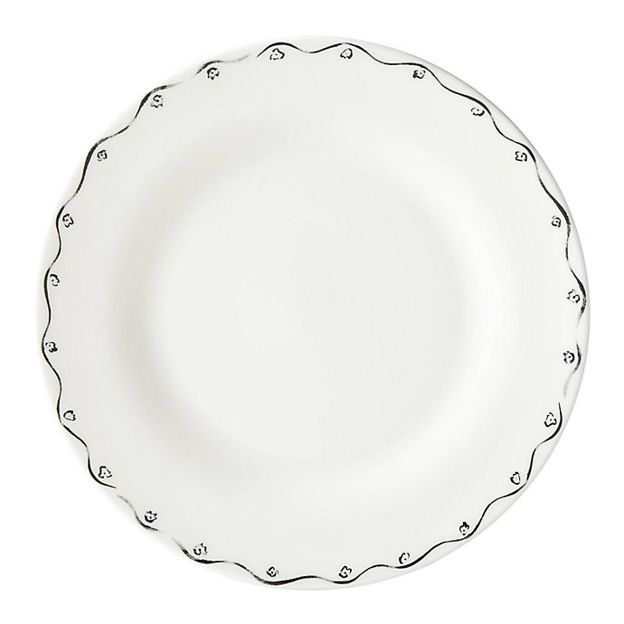 Alternate image 1 for kate spade new york Union Square™Doodle Accent Plate