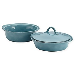 Rachael Ray™ Stoneware 3-Piece Covered Casseroles Set