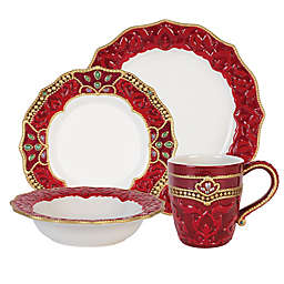 Fitz and Floyd® Renaissance Holiday Dinnerware Collection