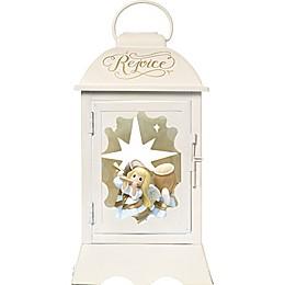 Precious Moments® Angelic Lantern Lighted Musical Lantern