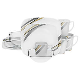 Corelle® Muret 16-Piece Dinnerware Set