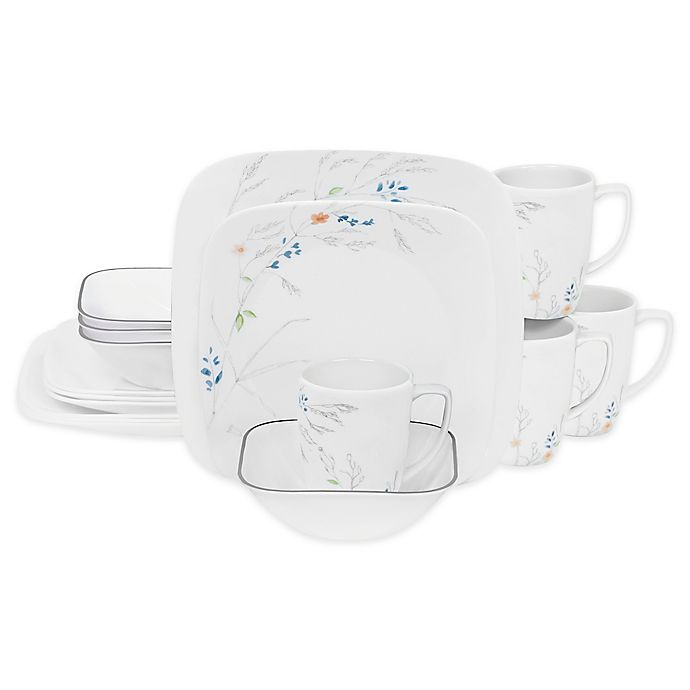 Alternate image 1 for Corelle® Adlyn 16-Piece Dinnerware Set