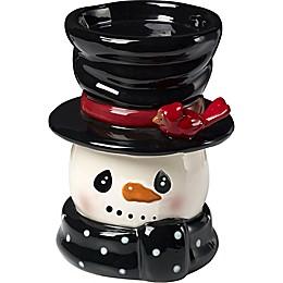 Precious Moments® Snow Much Fun Snowman Candle Holder