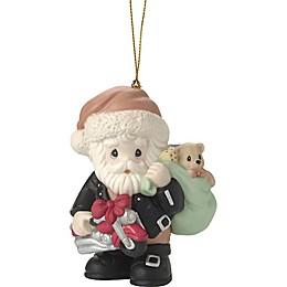 Precious Moments® All Revved Up for the Holidays Christmas Ornament