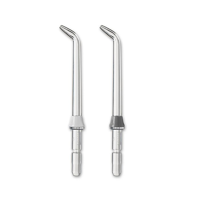 Alternate image 1 for Waterpik® WP-100 Ultra Jet Replacement Tip (2-Pack)