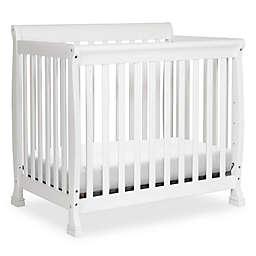 DaVinci Kalani 4-in1 Convertible Mini Crib in White