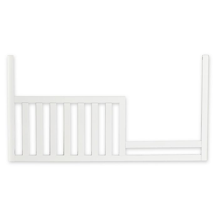 Alternate image 1 for Suite Bebe Asher Toddler Guard Rail in White