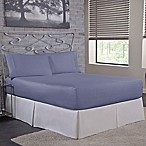 Bed Tite™ 500-Thread-Count Cotton Rich Queen Sheet Set in Slate Blue