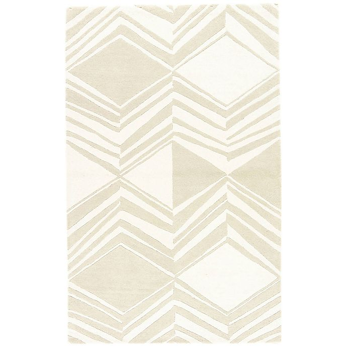 Alternate image 1 for Jaipur Graphix Rug in Cream