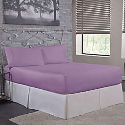 Bed Tite™ 300-Thread-Count Cotton Queen Sheet Set in Lilac