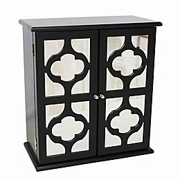 Modern 3 Drawer/3 Compartment Jewelry Box in Java