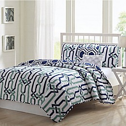 Bavaria Reversible Quilt Set