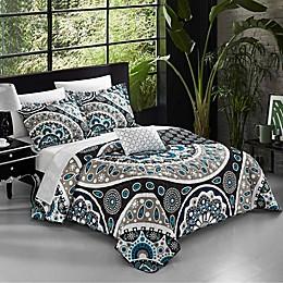 Chic Home Jalon 8-Piece Reversible Quilt Set